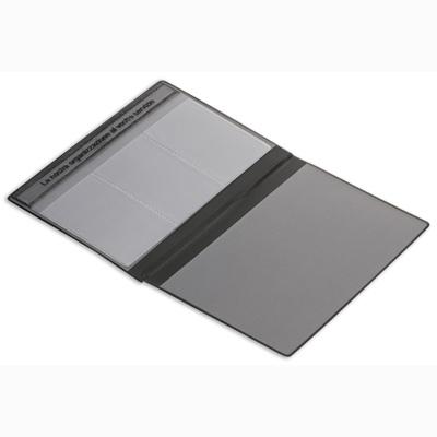 Pochette porte carte grise à 2 volets