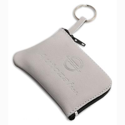 Porte-clés en peau
