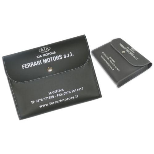 Pochette porte carte grise