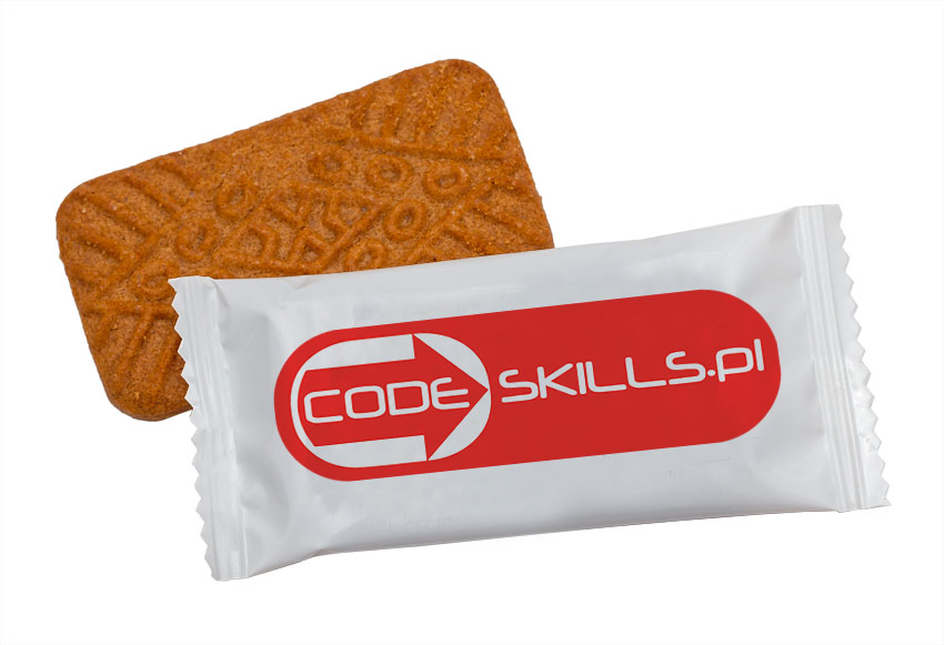 SPECULOOS PUBLICITAIRE – BISCUIT CANELLE