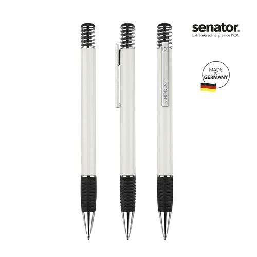 senator®   Soft Spring polished  stylo à bille rétractable