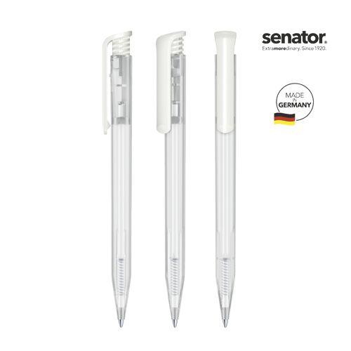 senator®   Super Hit Frosted  stylo à bille rétractable