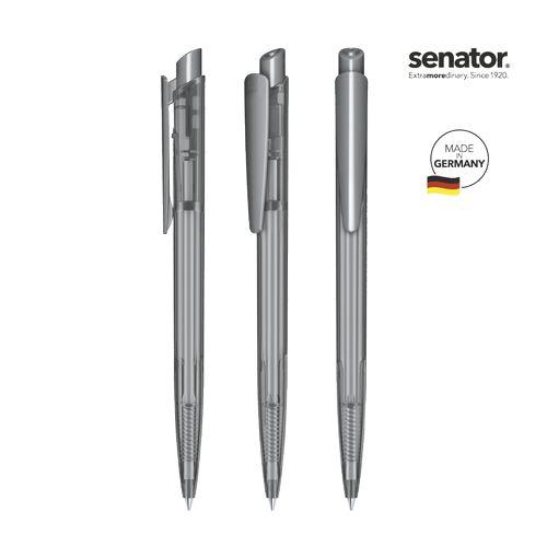senator®   Dart Clear  stylo à bille rétractable