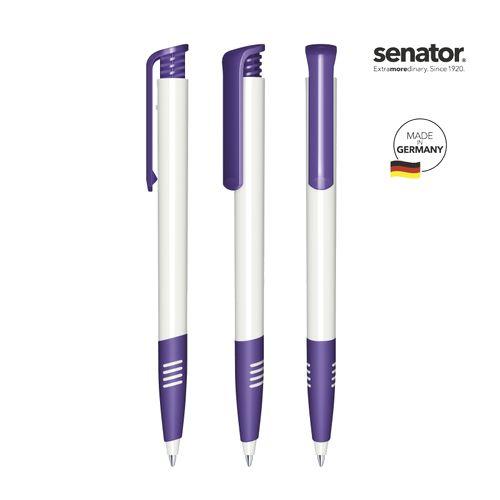senator®   Super Hit Polished Basic SG  stylo à bille rétractable