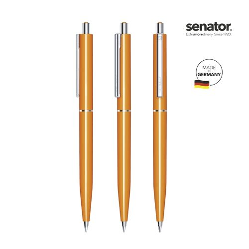 Senator®   Point Polished  stylo à bille rétractable à personnaliser,  Le Mans