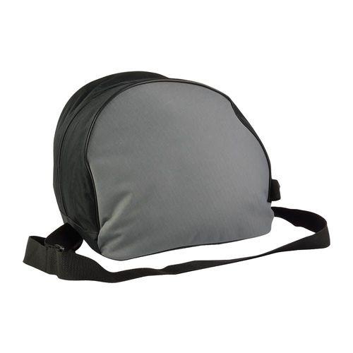 Sac porte-casque en polyester 600D avec bandoulière et poche porte-gants