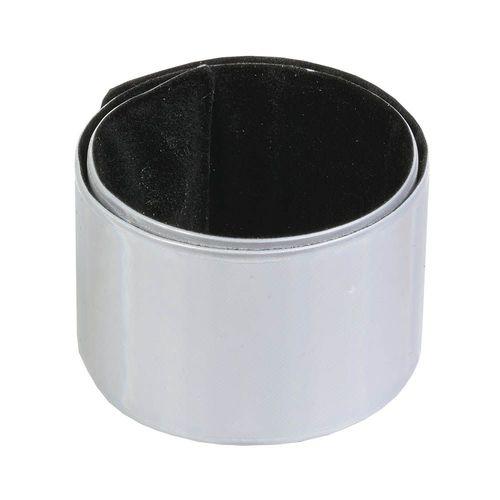 Bracelet  de sècuret  Clip clap rèflàchissante (30x3cm)