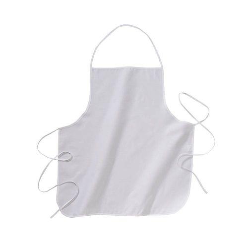 Tablier en 20% coton/80% polyester (120 g/m2), 68x72