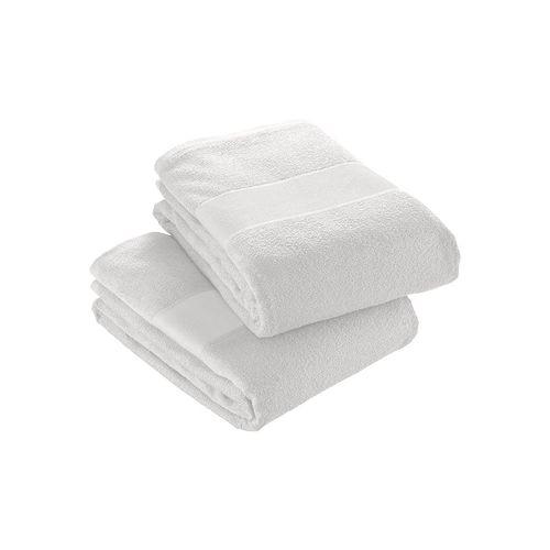 Serviette en éponge de coton 100%