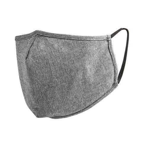 Masque à 3 couches lavable:96%coton recyclé(externe)-TNT pp(filtre)-100%coton(intérieur)Pince-nez conformeARTICLE ACHETABLE SEULEMENTPAR MULTIPLE DE 10 pz