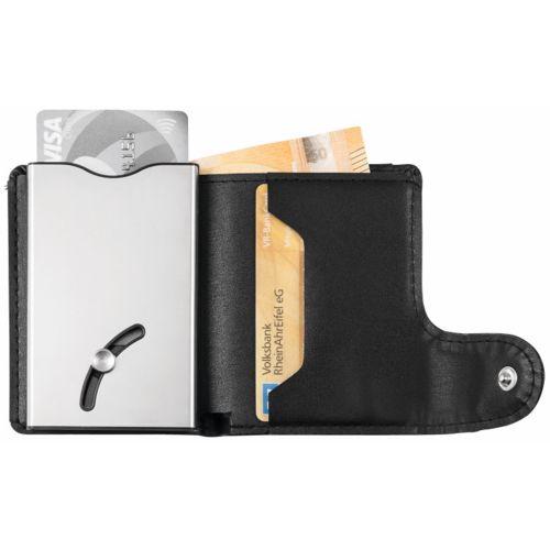 Kartenhülle in+E253 Kreditkartenformat ANDRANG GmbH Bahnhofstrasse 54 71332 Waiblingen SPRANZ GmbH