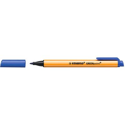 STABILO GREENpoint fibre pen