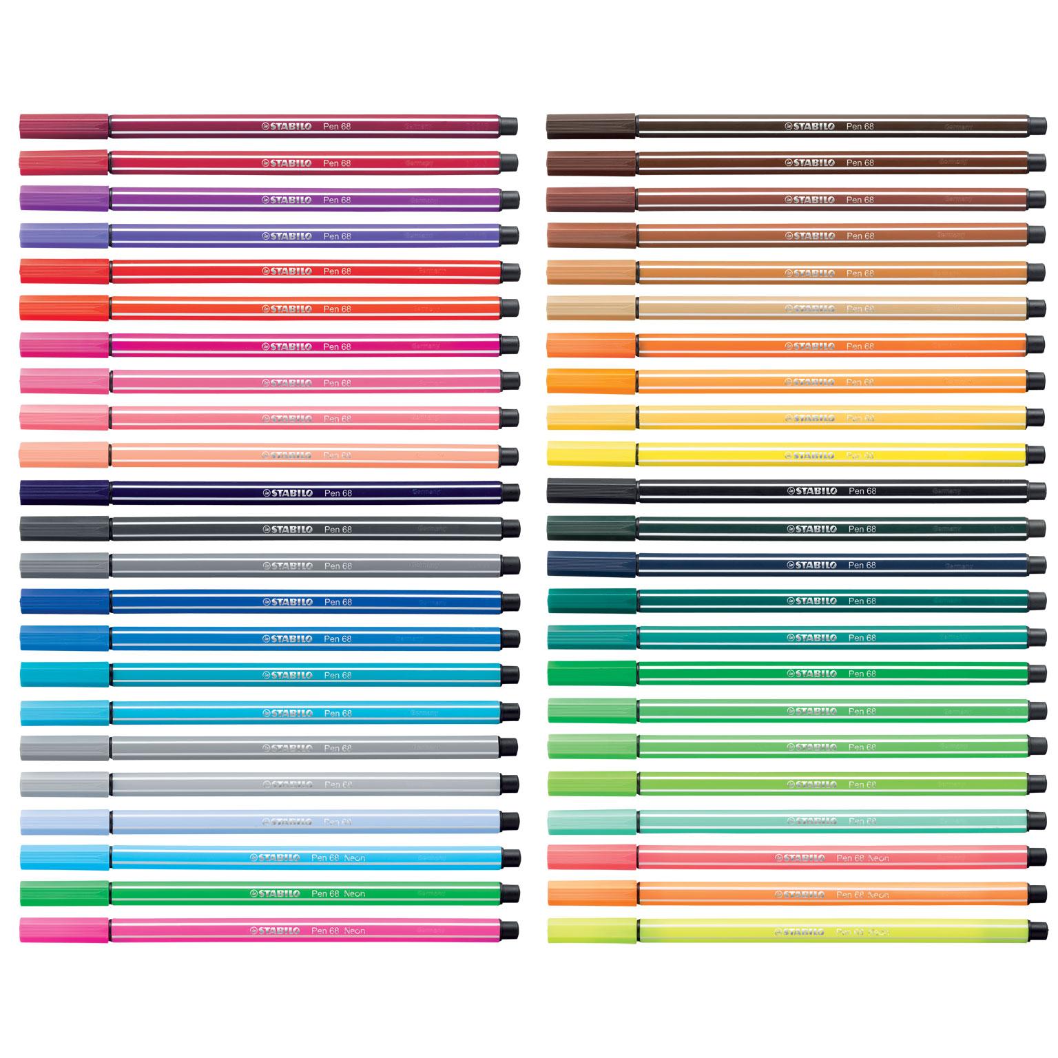 STABILO Pen 68 Fibre pen
