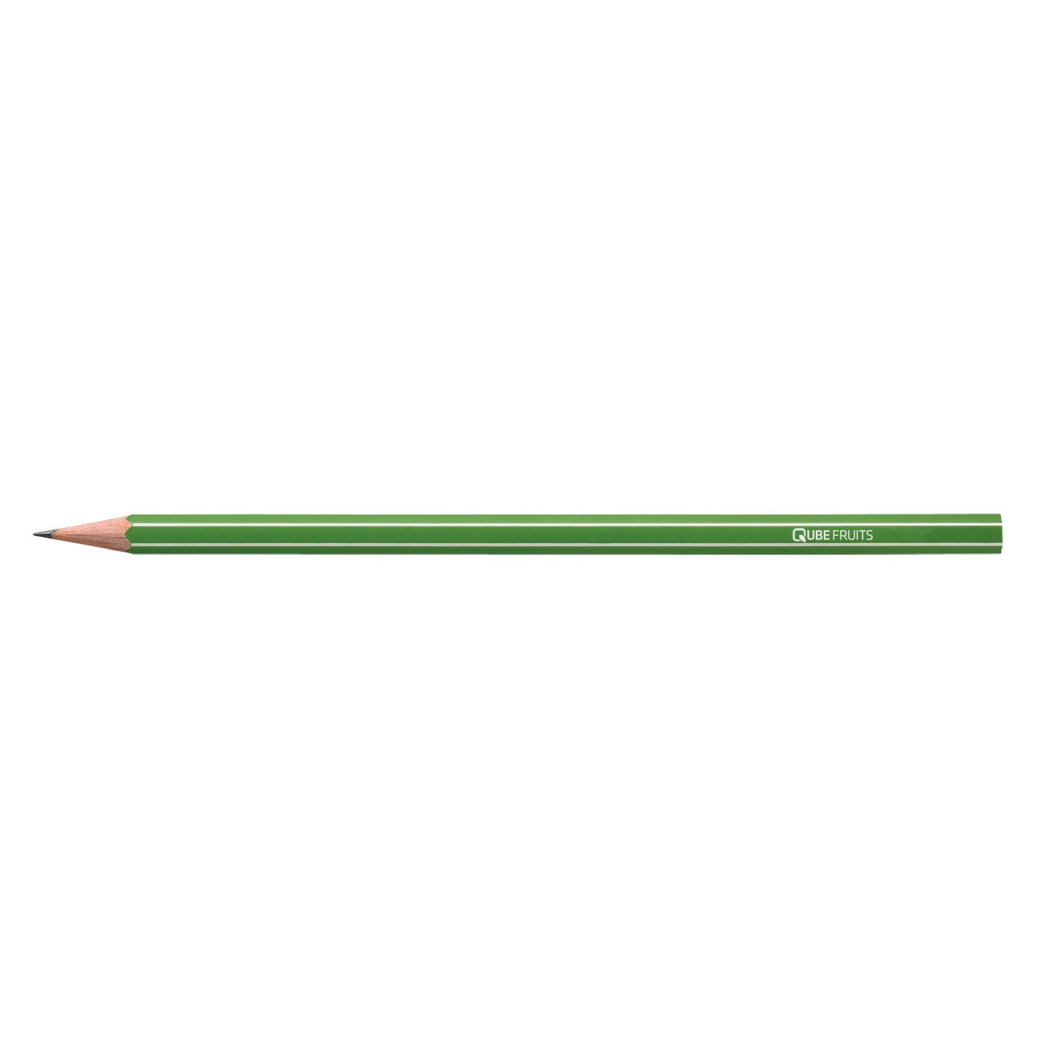 STABILO GREENgraph pencil as above, with eraser