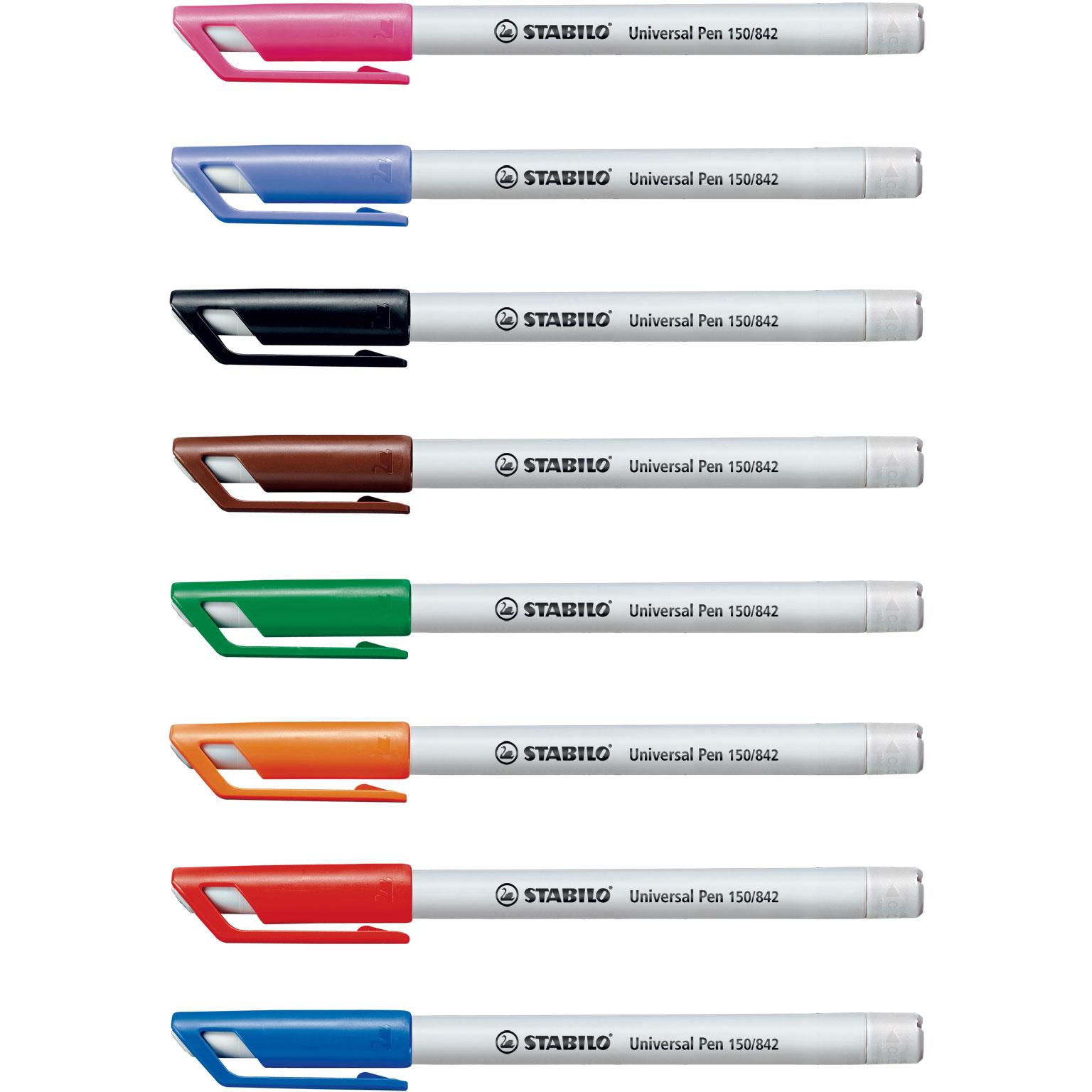 STABILO universal pen soluble