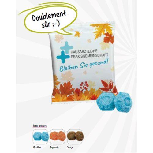 Bonbons contre la toux duopack Agence Essentiel