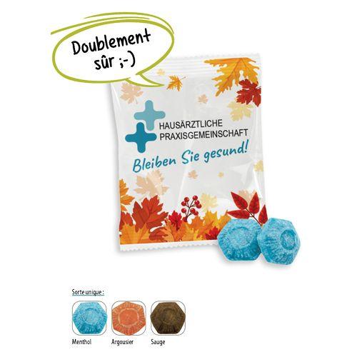 Bonbons contre la toux duopack
