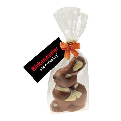 Lapin en chocolat classique