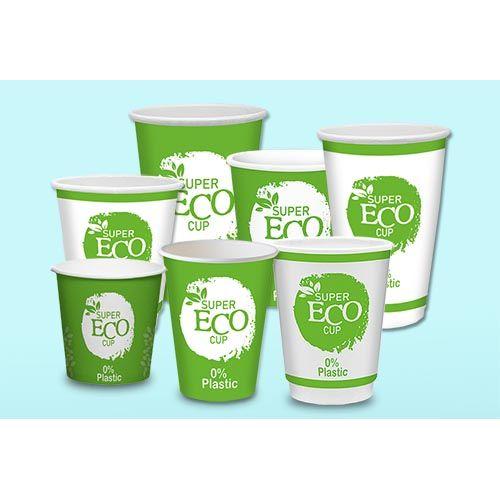 8oz SuperEco Paper cup Objets publicitaires  personnalisation  FRANCE SUD PIERRE THE BRAND COMPANY goodies personnalisation marseille