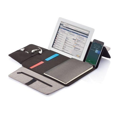 """Conférencier porte-tablette 9-10"""" Seattle - ISOCOM - OBJETS ET TEXTILES PERSONNALISES - NANTES"""