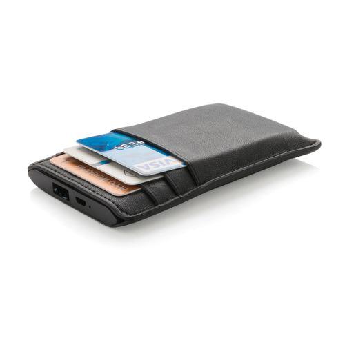 Portefeuille avec batterie de secours - ISOCOM - OBJETS ET TEXTILES PERSONNALISES - NANTES