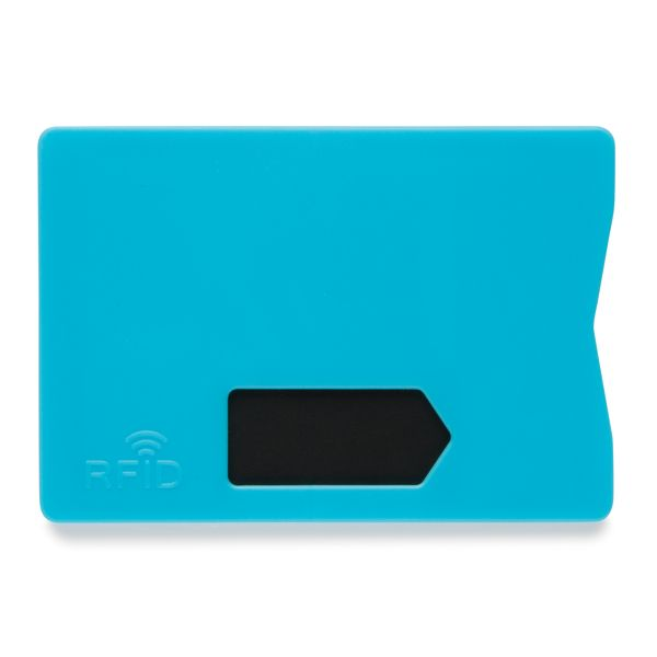Porte-carte anti RFID - ISOCOM - OBJETS ET TEXTILES PERSONNALISES - NANTES