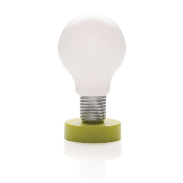Lampe LED à poussoir, Objet personnalisable, comité social économique
