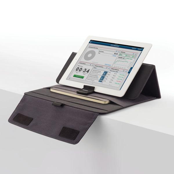Housse tablette Conférencier 7-10'' Vancouver, Objet personnalisable, comité social économique