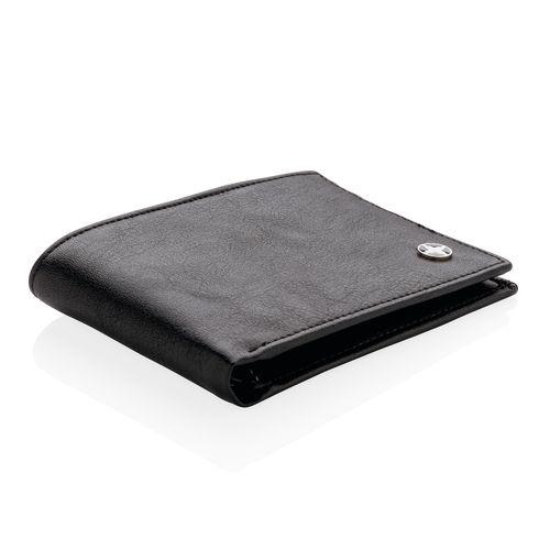 RFID anti-skimming wallet