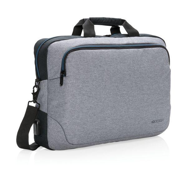 """Sacoche pour ordinateur portable 15"""" Arata Fashion Goodiz goodies objet personnalisé cadeaux d affaire objets publicitaires"""