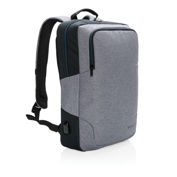 """Sac à dos pour ordinateur portable 15"""" Arata, Objet personnalisable, comité social économique"""