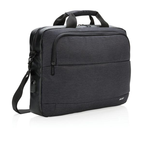 """Modern 15"""" laptop bag"""
