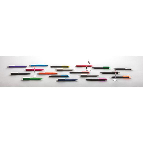 Stylo X3 finition gomme publicitaire personnalisé annecy génève chambéry lyon
