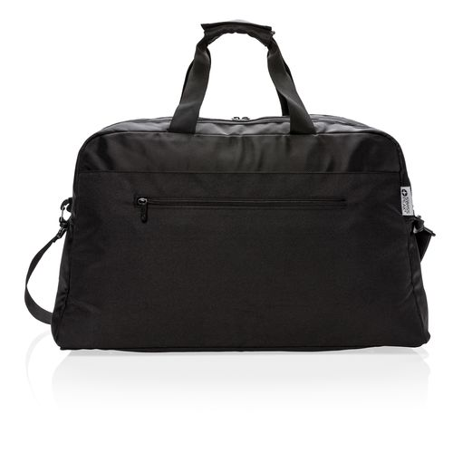 Sac de sport avec ouverture type valise Swiss Peak anti RFID - ISOCOM - OBJETS ET TEXTILES PERSONNALISES - NANTES