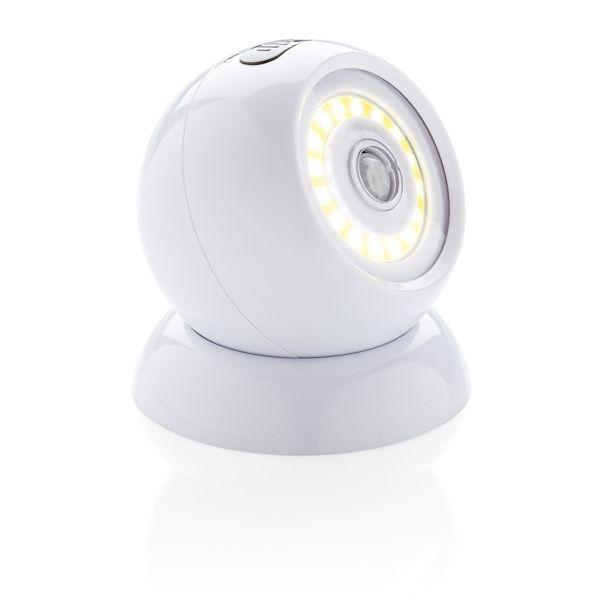 Lampe COB 360 avec détecteur de mouvement, Objet personnalisable, comité social économique