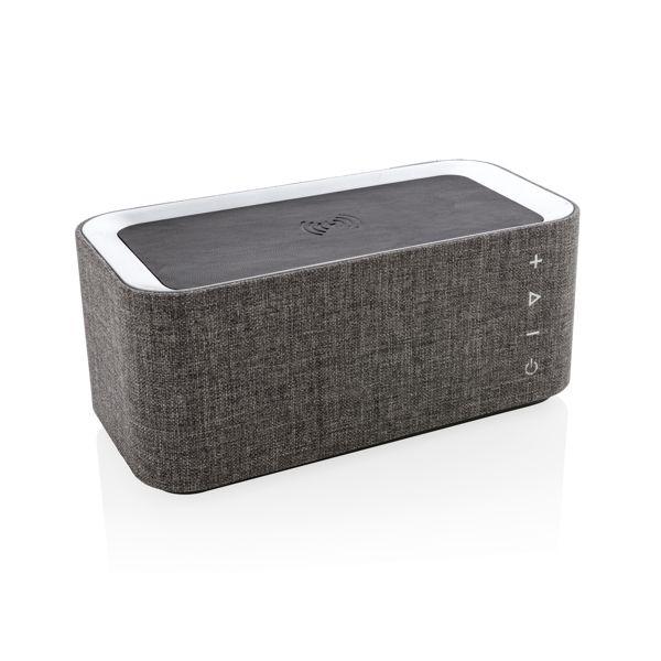 Vogue wireless charging speaker