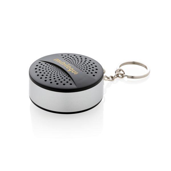 Porte-clés enceinte Fashion Goodiz goodies objet personnalisé cadeaux d affaire objets publicitaires
