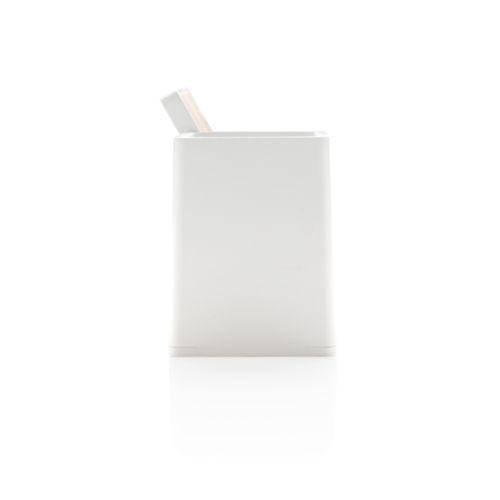 Chargeur à induction 5W Ontario porte-crayons  personnalisé montpellier Paris Ile de France