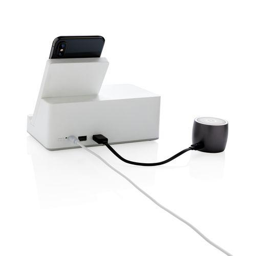 Chargeur à induction 5W Ontario avec haut-parleur