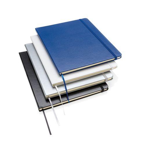 Carnet de notes B5 rigide - ISOCOM - OBJETS ET TEXTILES PERSONNALISES - NANTES