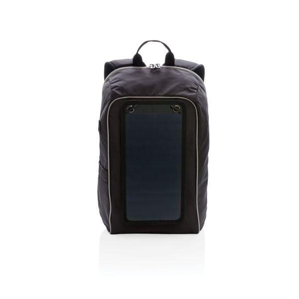 Sac à dos randonnée avec panneau solaire WIZ PUB