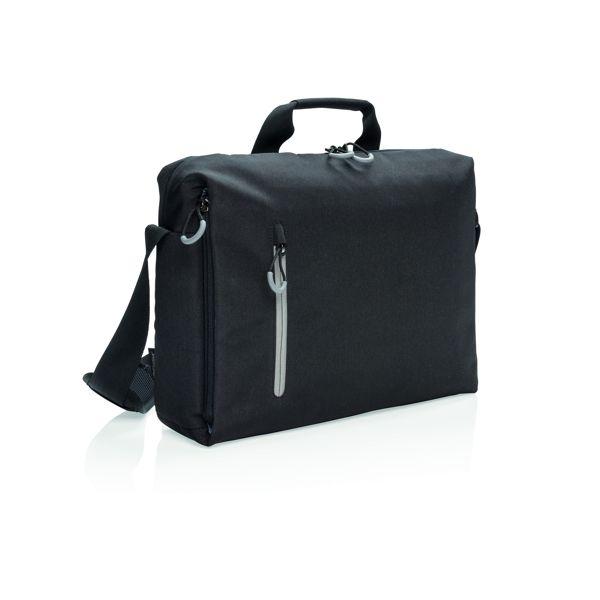 """Lima RFID 15.6""""laptop bag PVC free"""