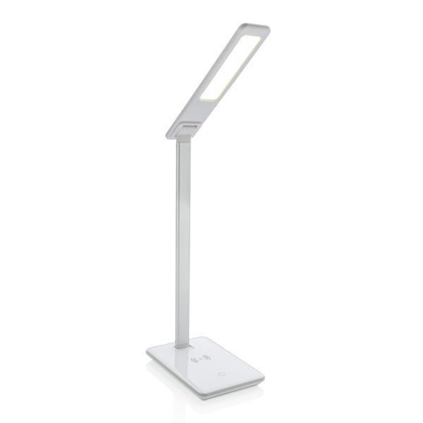 Lampe de bureau avec chargeur à induction 5W