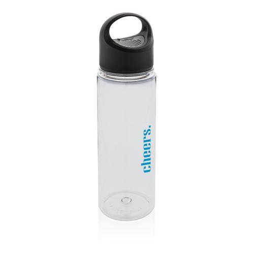 Bouteille d'eau avec haut parleur - ISOCOM - OBJETS ET TEXTILES PERSONNALISES - NANTES