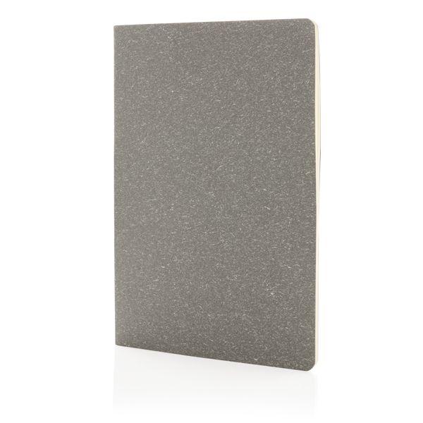 Carnet de notes A5 avec couverture souple et fine, Objet personnalisable, comité social économique