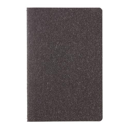 Carnet de notes A5 avec couverture souple et fine - ISOCOM - OBJETS ET TEXTILES PERSONNALISES - NANTES