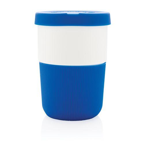 Tasse Coffee To Go 380ml en PLA personnalisé goodies entreprise cadeau personnalisé goodies pub objet publicitaire eure et loir goodies publicitaire objet publicitaire personnalisé 28600 Luisant