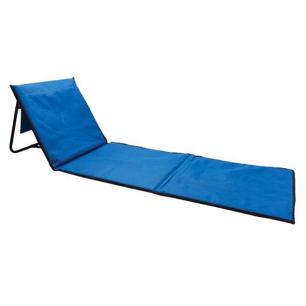 Chaise de plage pliable, Objet personnalisable, comité social économique
