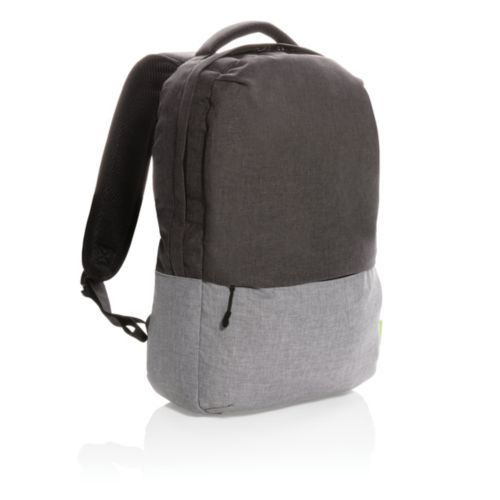 Sac à dos ordinateur 15,6 en rPET Duo color