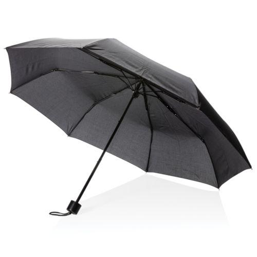 """21"""" manuaalinen sateenvarjo ja kassi"""